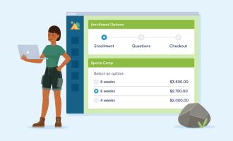 Best summer camp registration software