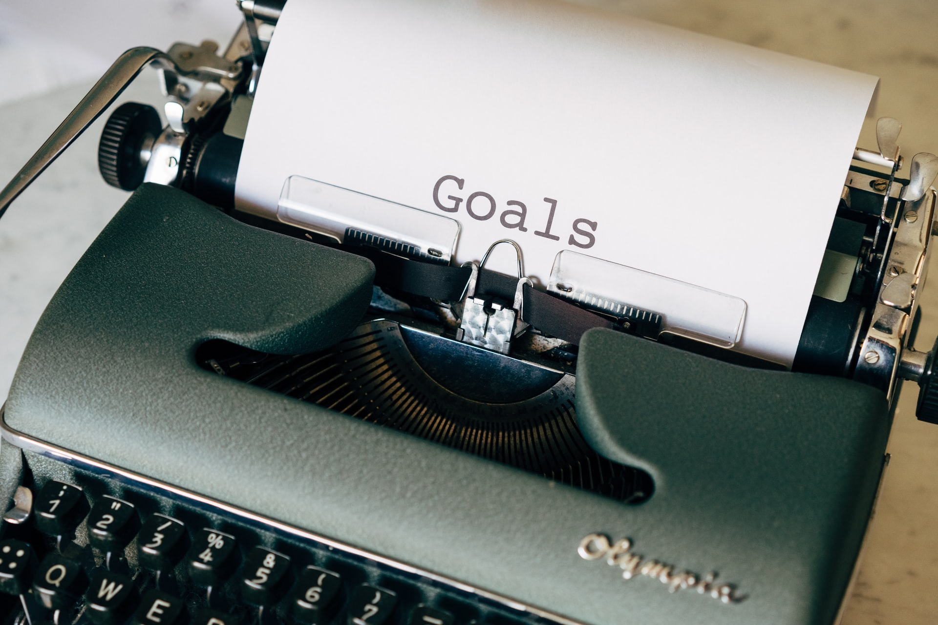 How to Set (and Achieve) Your Most Ambitious Goals the RightWay