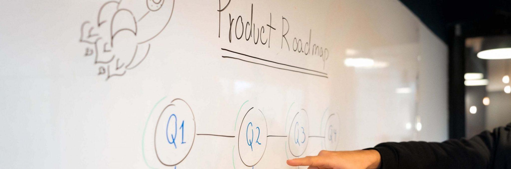 4 product roadmap templates
