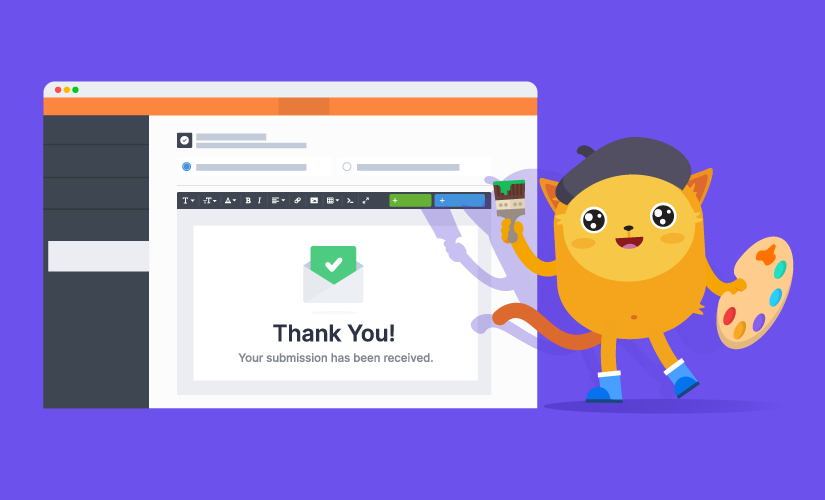 Introducing JotForm's new Thank You page