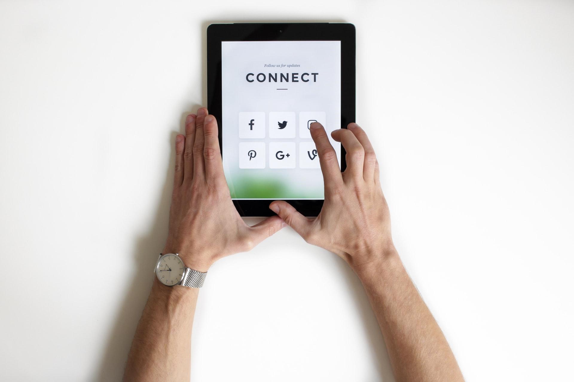 social media affects