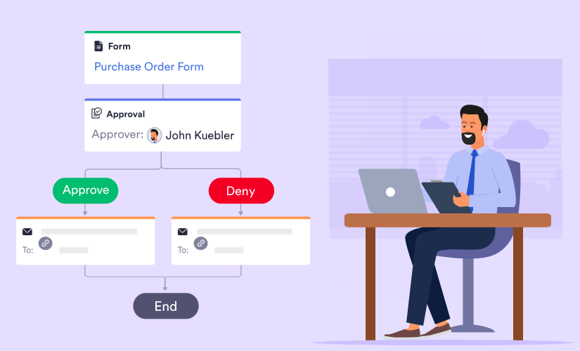 17 ways to use JotForm Approvals to streamline your business