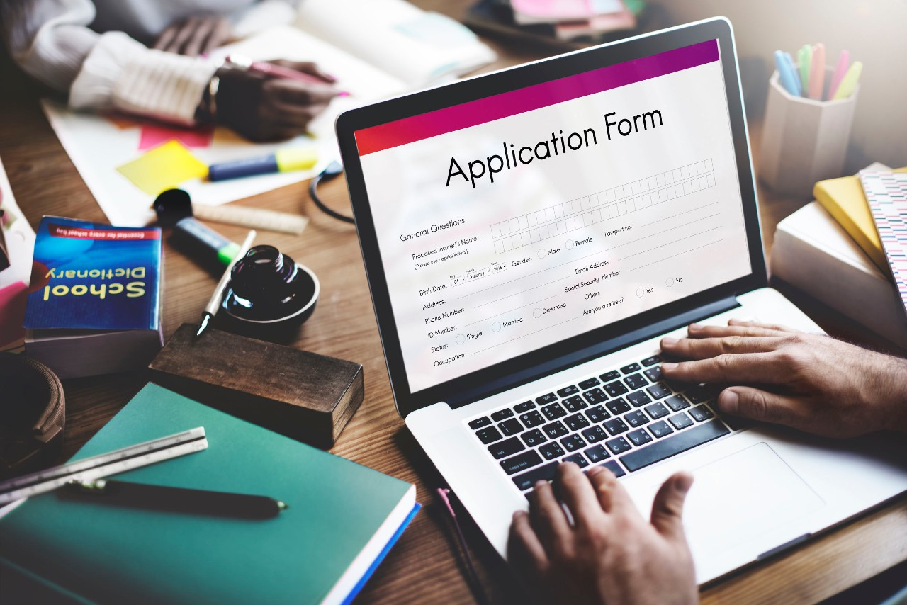 How to submit a PDF form online
