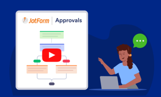 Webinar: Introducing JotForm Approvals