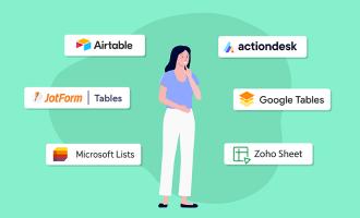 6 Coda alternatives that go beyond traditional spreadsheets