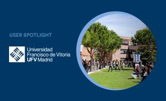Universidad Francisco de Vitoria's productivity gets a boost