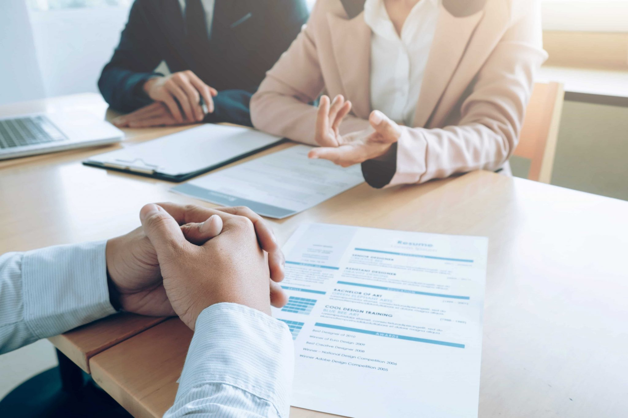How to create an effective hiring approval process