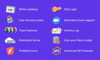 Discover 10 key JotForm Enterprise features