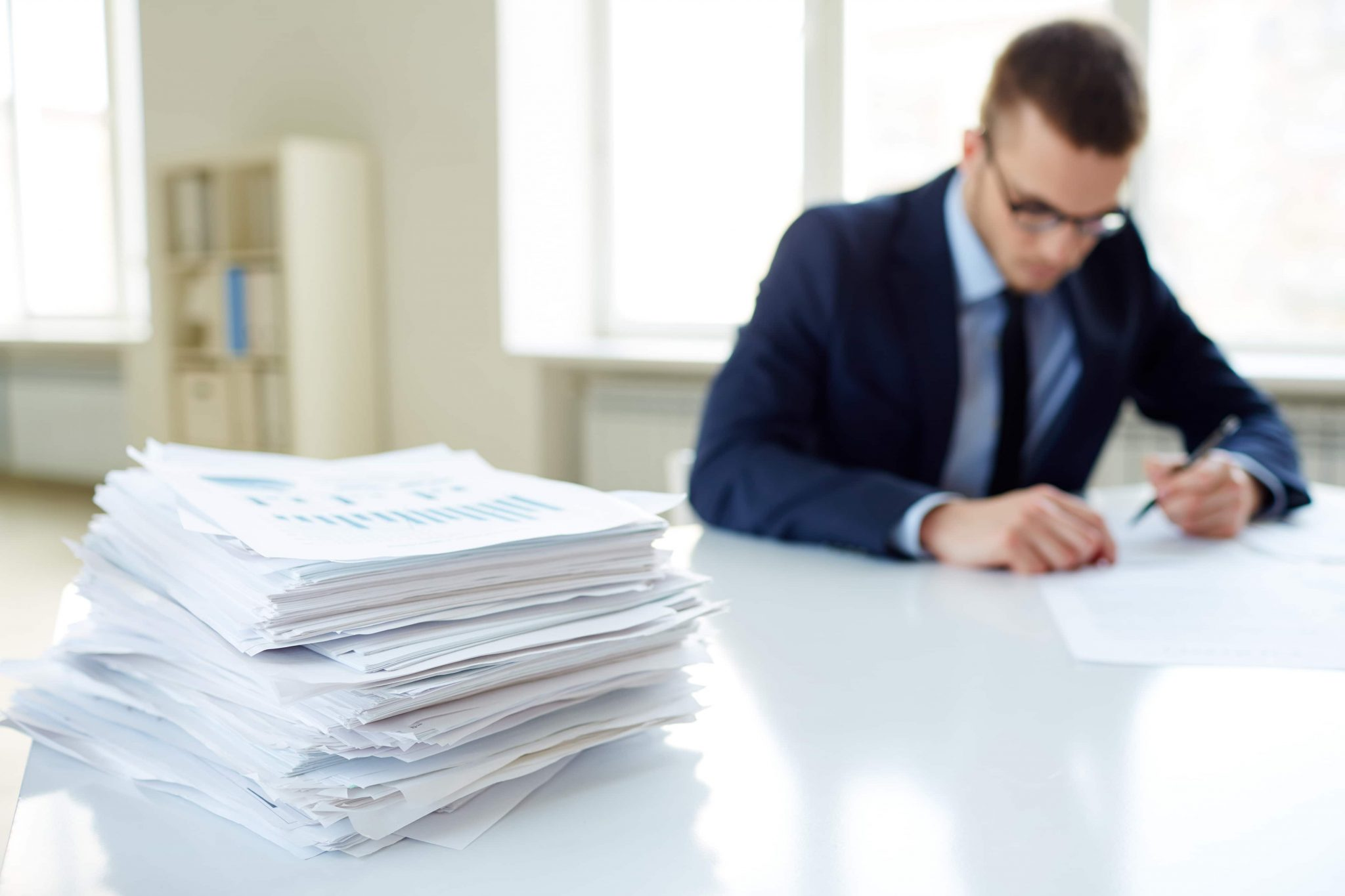 Top benefits of document management