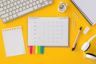 How to create a realistic event planning timeline