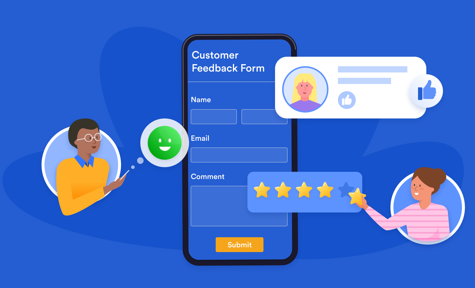 Customer Feedback: How to Collect It, Respond to It, and Get Great Results