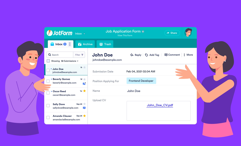 Announcing JotForm Inbox 2.0