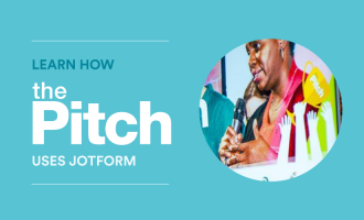 How The Pitch uses JotForm to help startups grow into industry leaders