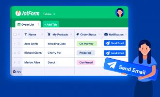 Announcing JotForm Tables Action Buttons