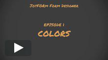 Colors Tutorial