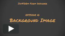 Background Image Tutorial