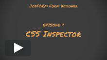 CSS Inspector Basics