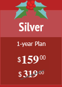 Silver Plan $195 instead of $319