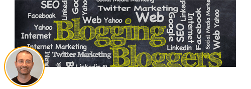 Link: 'Everything you need to know about being a professional blogger' by Steve Gibson, Director at JotForm